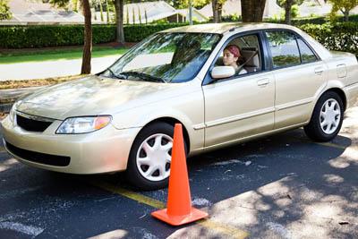 Частный инструктор по вождению автомобиля