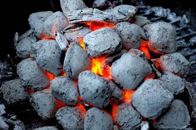 Древесный уголь, производство, реализация